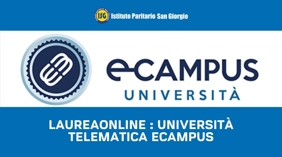 Laureaonline : Università Telematica eCampus